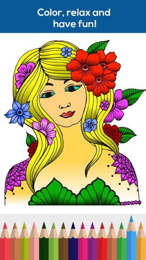 Coloring Book For Adult IColor On The App Store