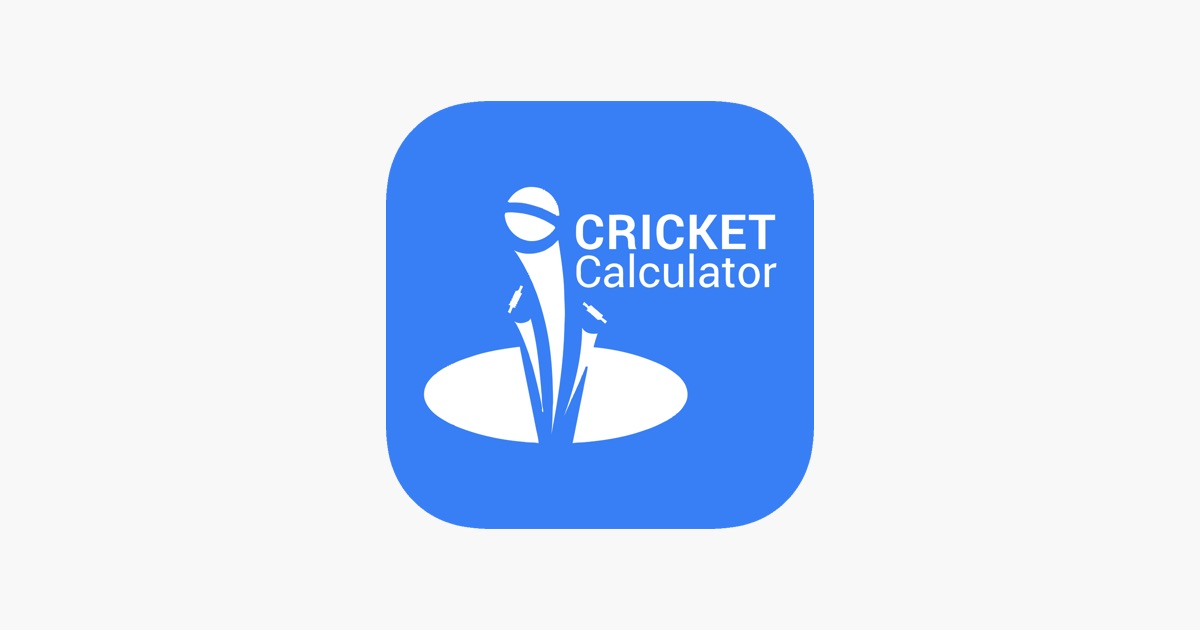 how to calculate required run rate in cricket