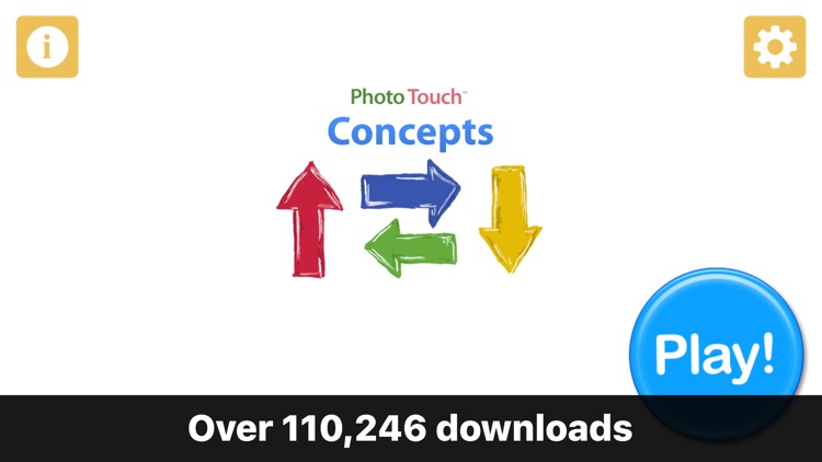 Kids Learning - Photo Touch Concepts