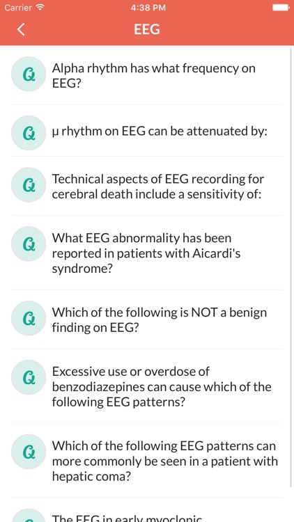 High Yield Prep Questions for Neurology Board Exam