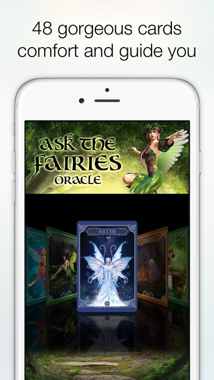 Ask the Fairies Oracle Cards screenshot-4