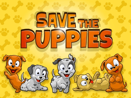Save The Puppies на iPad