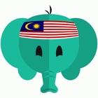 マレーシア語勉強 - 簡単に学ぶマレーシア語 単語とフレーズ - マレーシア語訳と会話 icon