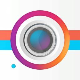 Blur Photo Touch Effect