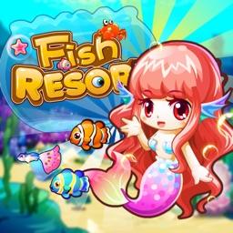 开心水族馆 - 宠物模拟经营养鱼游戏