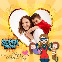 Mother's Day Happy Season Photo Frames Editor