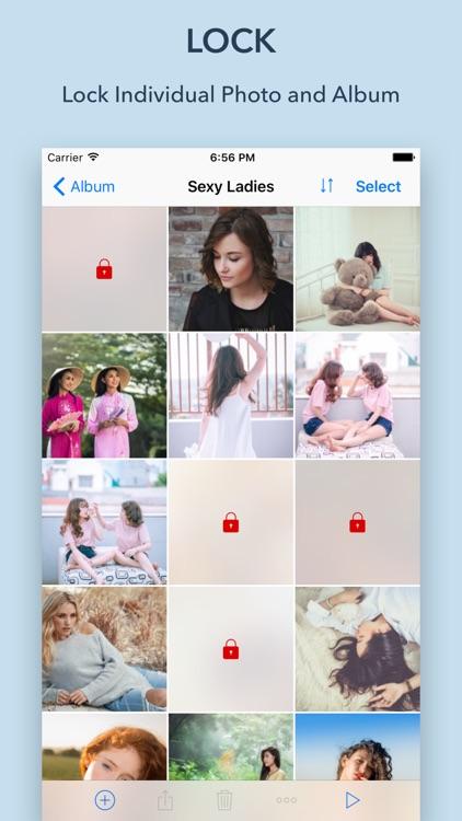 Secret Photo Vault - Hide Photos, Videos, GIFs screenshot-3