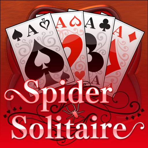 Spider Solitaire -trump game-
