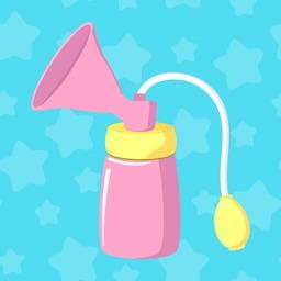 Pumping Tracker - Breast Milk Pump Log for Mama