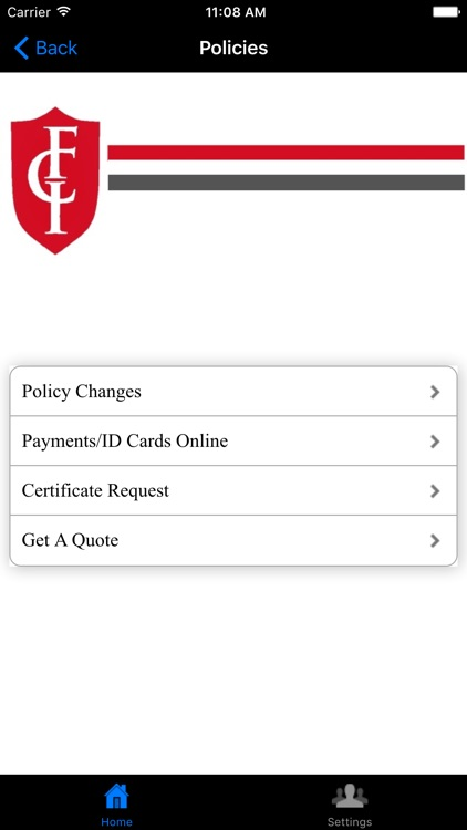 First Class Insurance Services screenshot-2