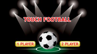 Touch Football Fixture Champion Score Screenshot on iOS