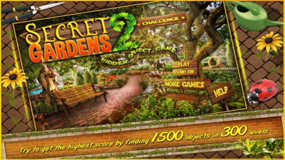 Secret Gardens 2 Hidden Object
