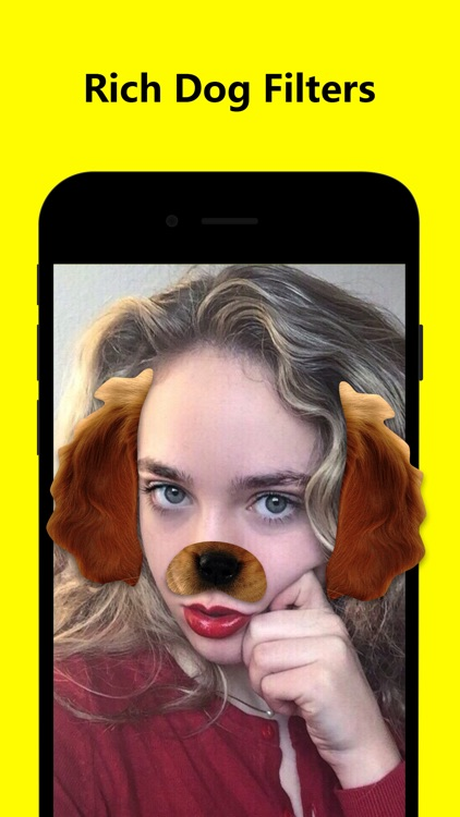 Dogenses - Dog Face Lenses App screenshot-0