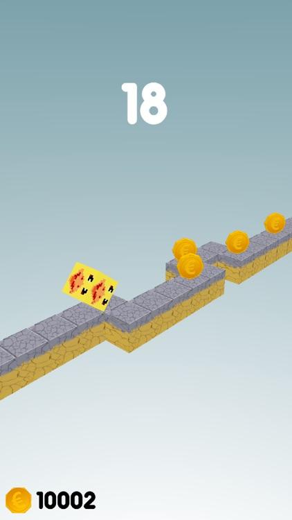 Animals Path - tap and flips cube to change lane screenshot-4