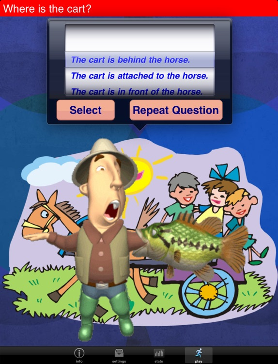 Question Builder for iPad screenshot-2