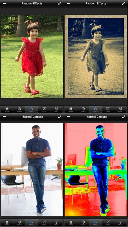 PhotoWizard Lite - Photo Editor screenshot-3