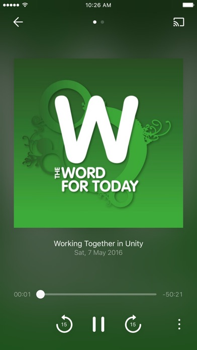 The Word For Today screenshot three