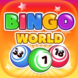 Bingo World HD - Bingo and Slots Game