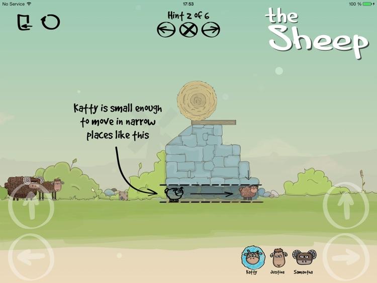 the Sheep game for kids screenshot-3
