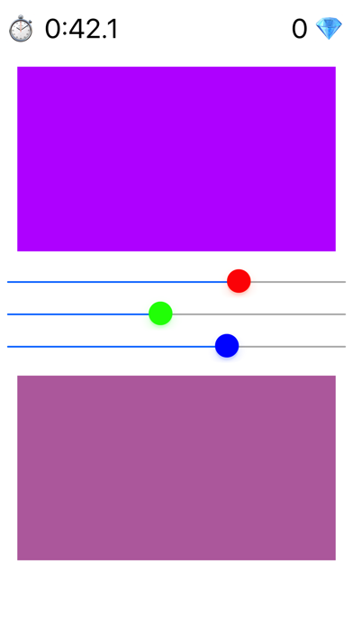 RGB Master - Colour Mixing Puzzle screenshot two