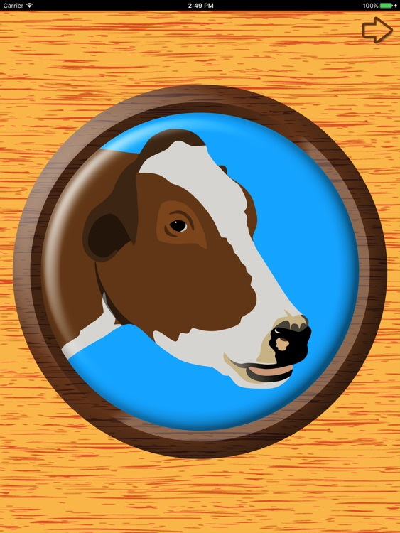 Big Button Box Animals HD - sound effects & sounds