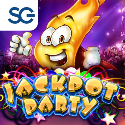 Jackpot Party Casino Slots- 777 Slot Machine Games app