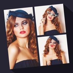 Photo Collage Maker Insta Square Size
