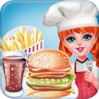 Smoky Burger Maker Chef icon