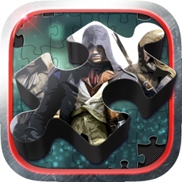 "Jigsaw HD Photo ""For Assassin's Creed Collection """
