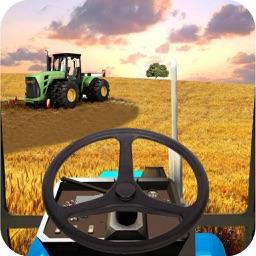 Tractor Driver 3D : Offroad Sim