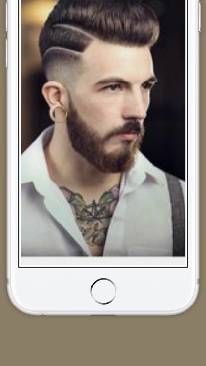 Top Hairstyle for men - best man hair designer app