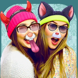 Photo Stickers and Cool Texts
