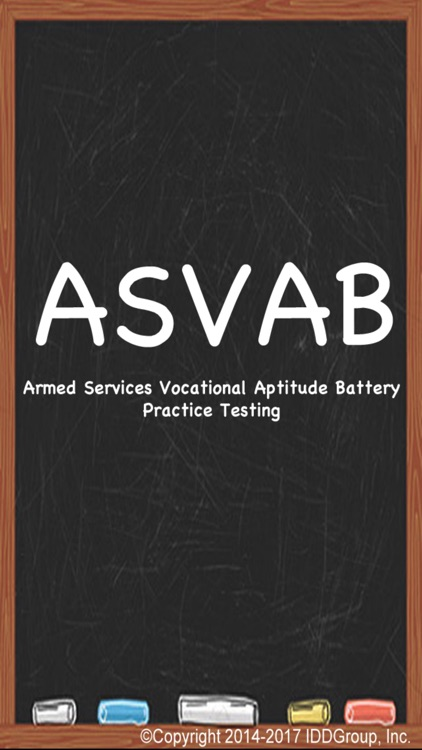 ASVAB - Armed Services Vocational Aptitude Prep