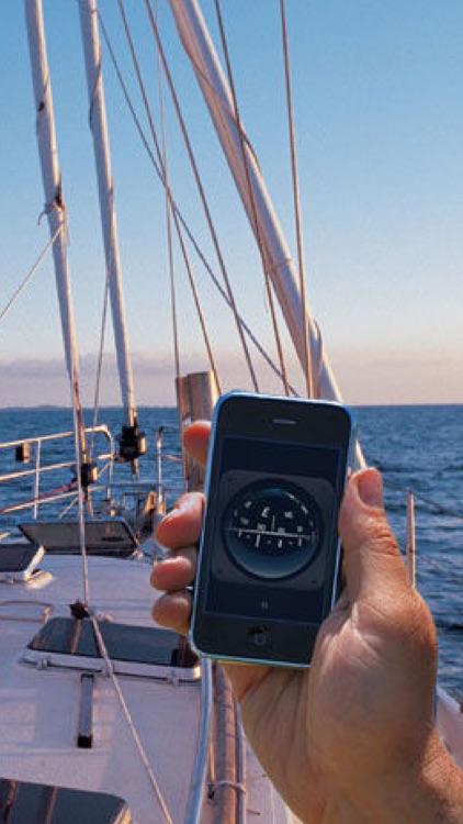 3D Sailing Compass