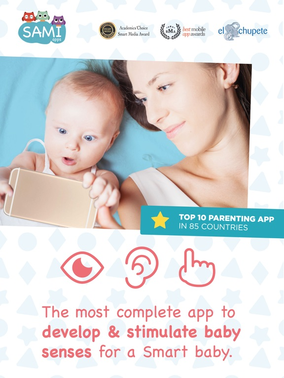 Screenshot #1 for Smart Baby:learning activities