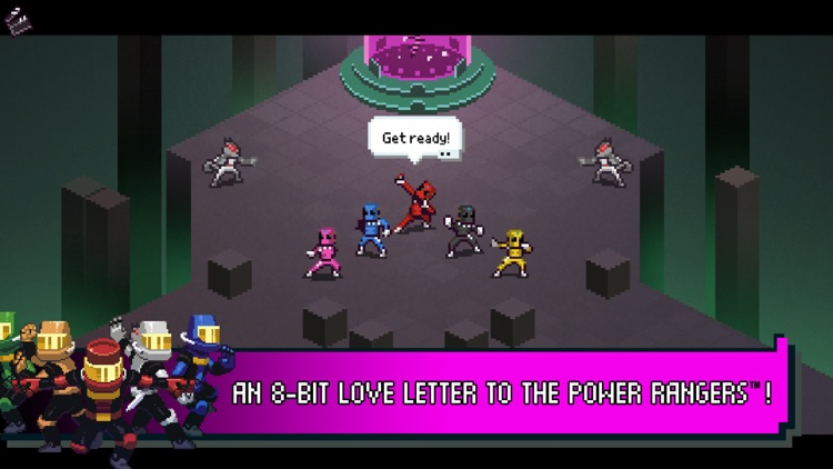 Chroma Squad screenshot-0