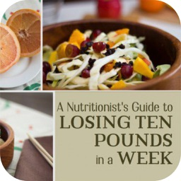 Lose 10 Pounds in a Week : 7 Day Diet Plan