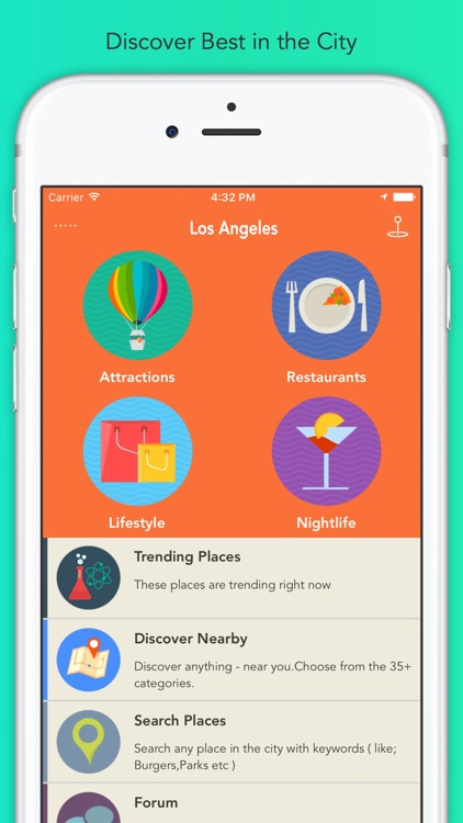 Los Angeles Travel & City Guide screenshot-0