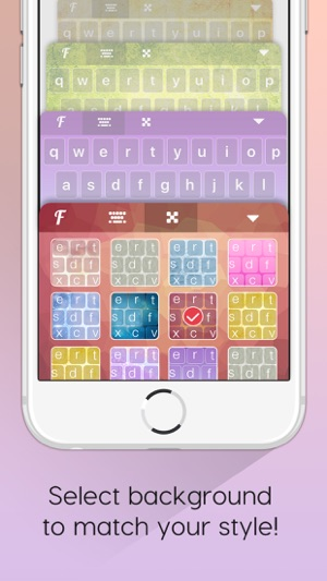 how to change color on iphone keyboard