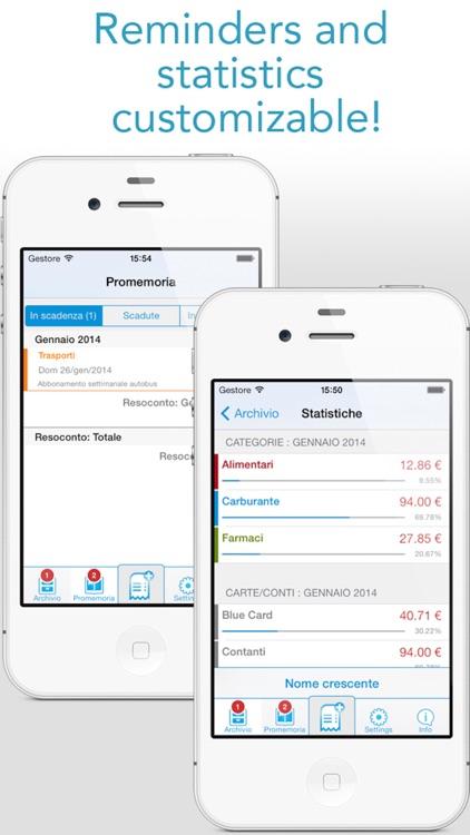 aBill - Management of receipts screenshot-3