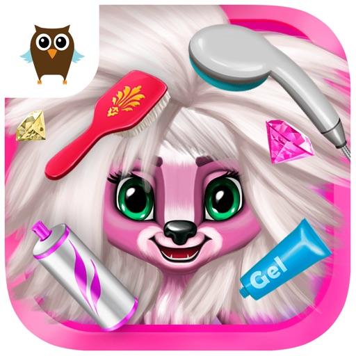Fashion Animals - Hair Salon, Makeup & Dress Up icon