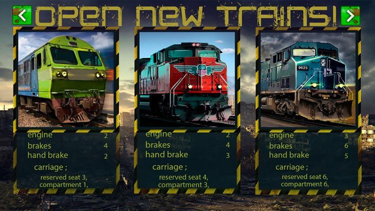 Nuclear Train Driving screenshot-3