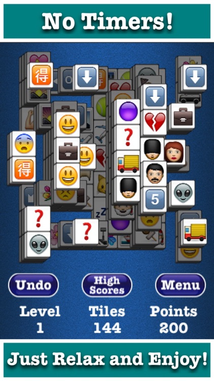 Mahjong Jewels™ Deluxe Brain Training Memory Game! screenshot-3