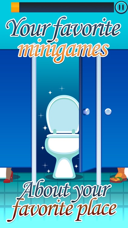 Toilet Time - Mini Games to Play in the Bathroom screenshot-0