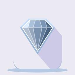 Diamond Stickers : A Girls Shiny Best Friend!!