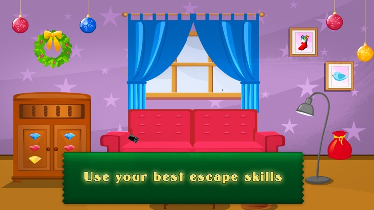 Can You Escape From The Little Santa House? screenshot-3