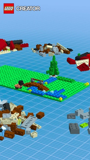 LEGO® Creator Islands on the App Store