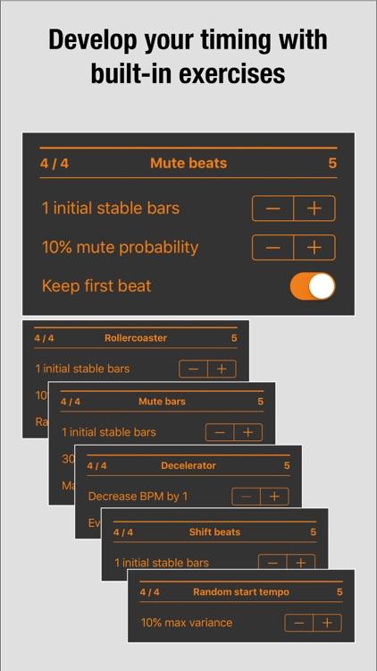 Pulse - Metronome screenshot-4