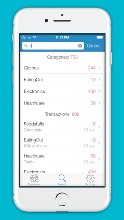 Expense Tracker Pro - Track your daily expenses screenshot-3