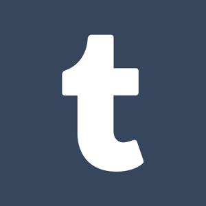Tumblr Social Networking app